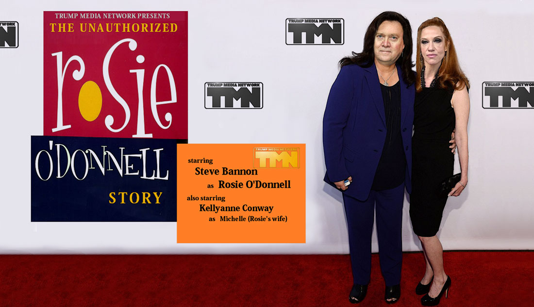 THE UNAUTHORIZED ROSIE O'DONNELL STORY