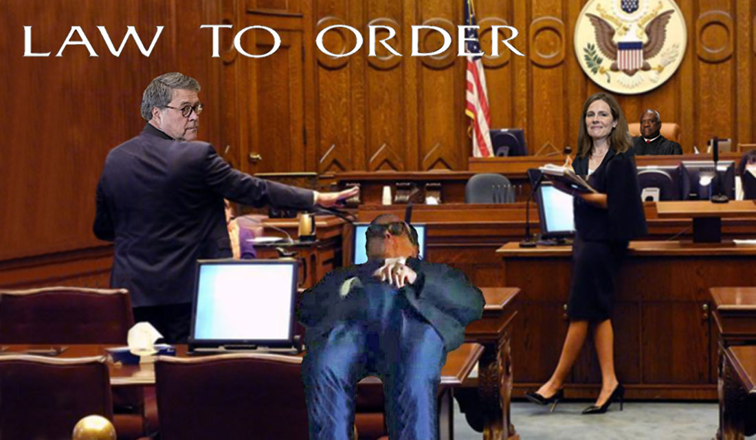 LAW TO ORDER