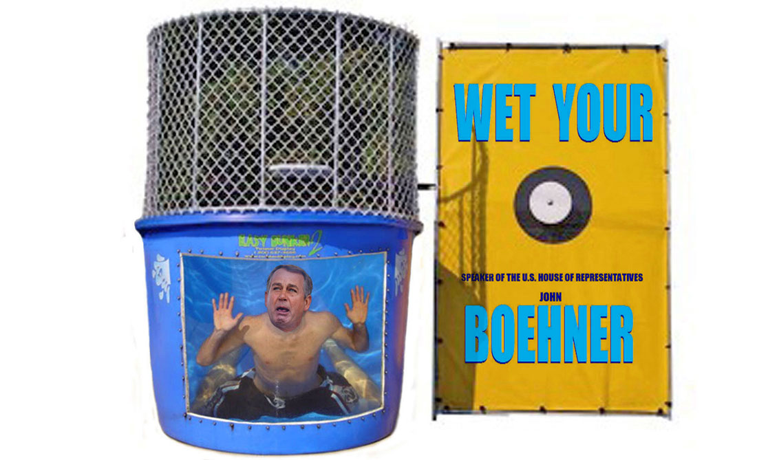 WET YOUR BOEHNER