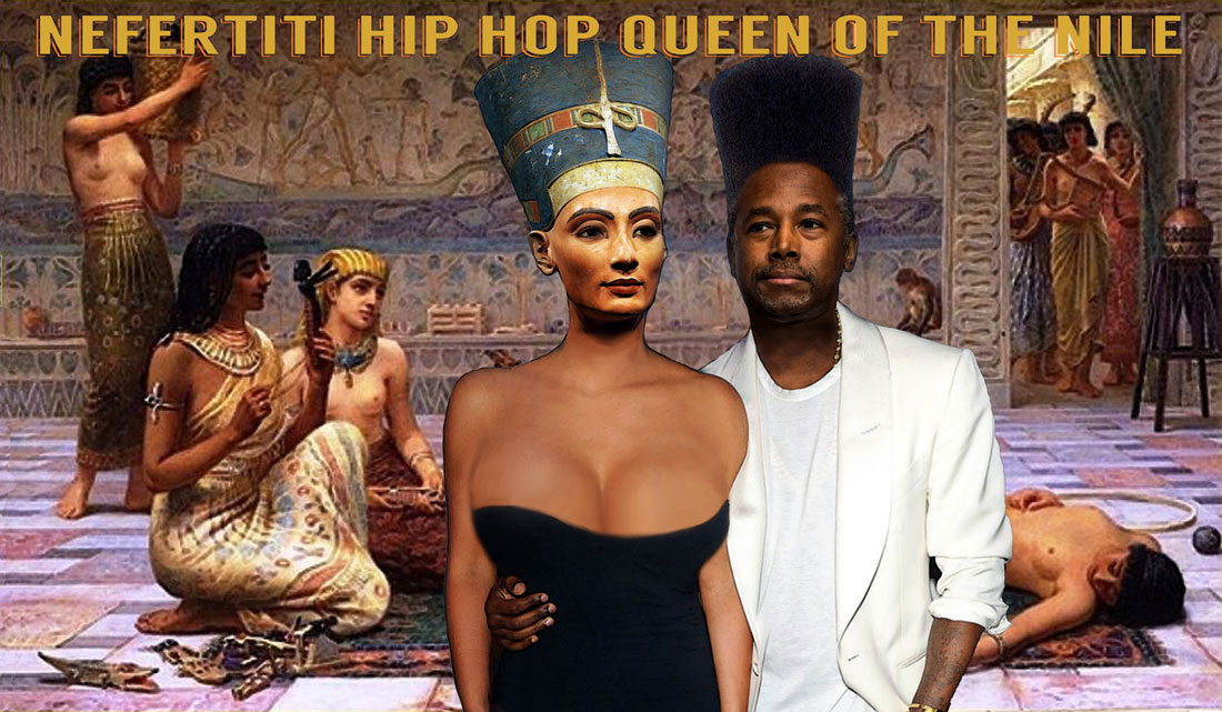 NEFERTITI HIP HOP QUEEN OF THE NILE