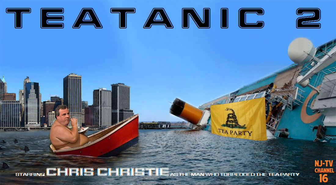 TEATANIC 2 STARRING CHRIS CHRISTIE