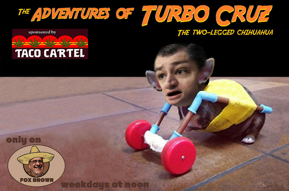 ADVENTURES OF TURBO CRUZ