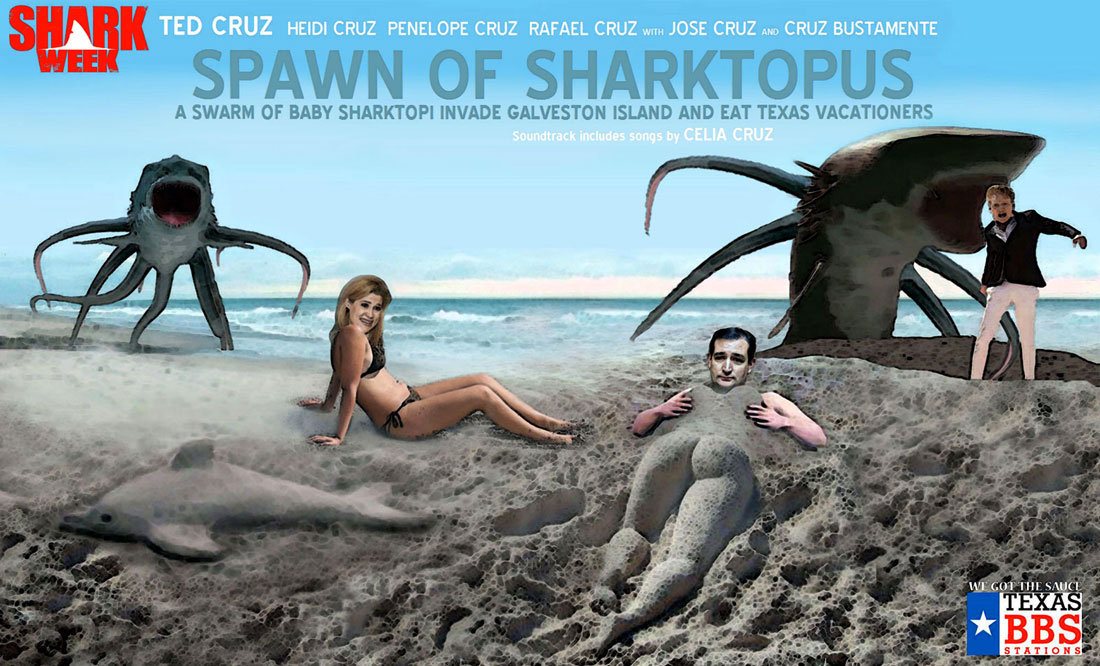 SPAWN OF SHARKTOPUS