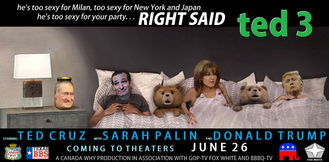 RIGHT SAID TED 3