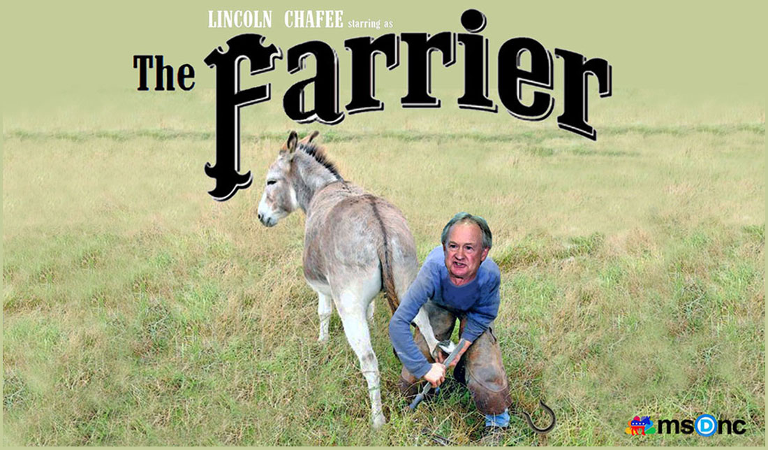 THE FARRIER STARRING LINCOLN CHAFEE