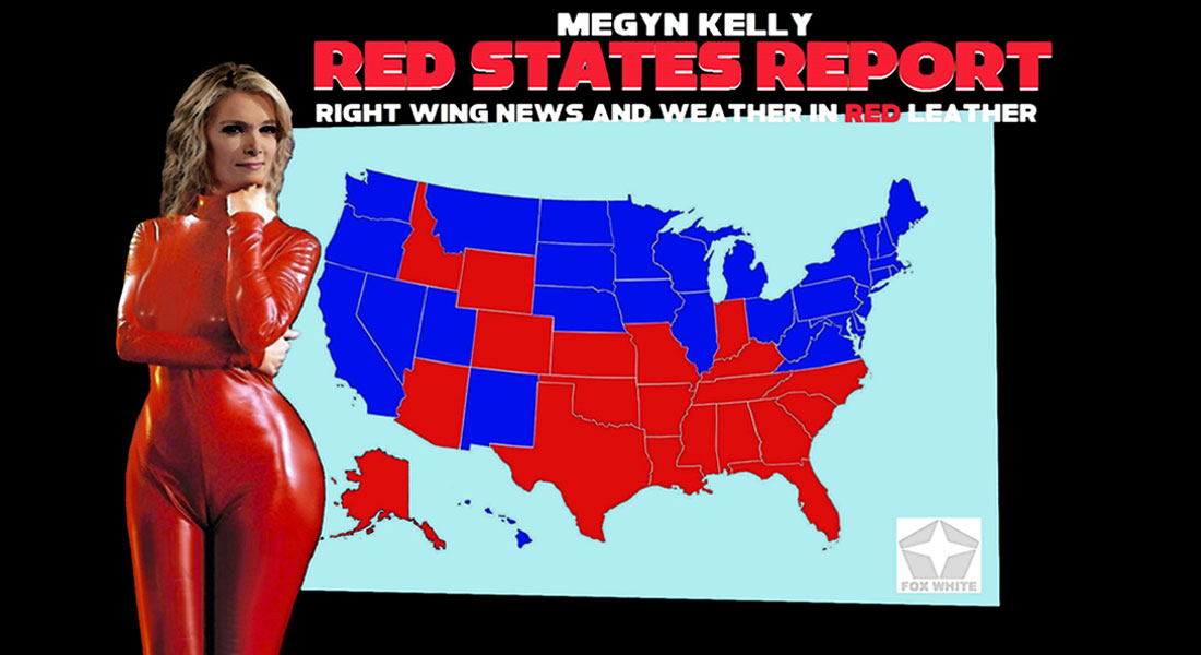 RED STATES REPORT