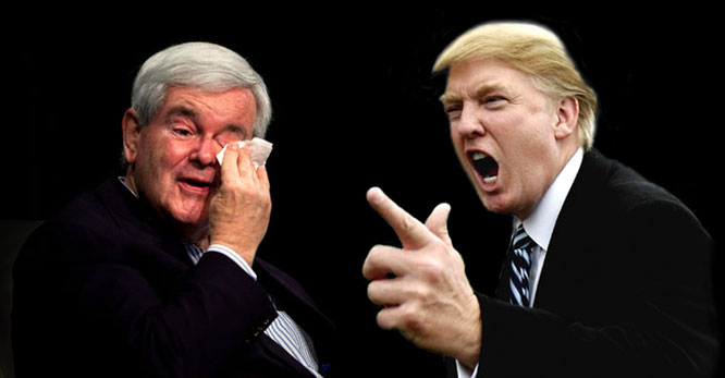 Bromance breakup broke Newt's heart!