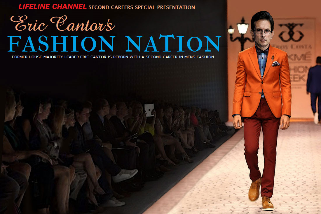 ERIC CANTOR'S FASHION NATION