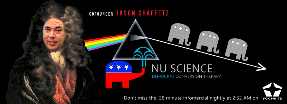 NU SCIENCE (infomercial) with JASON CHAFFETZ