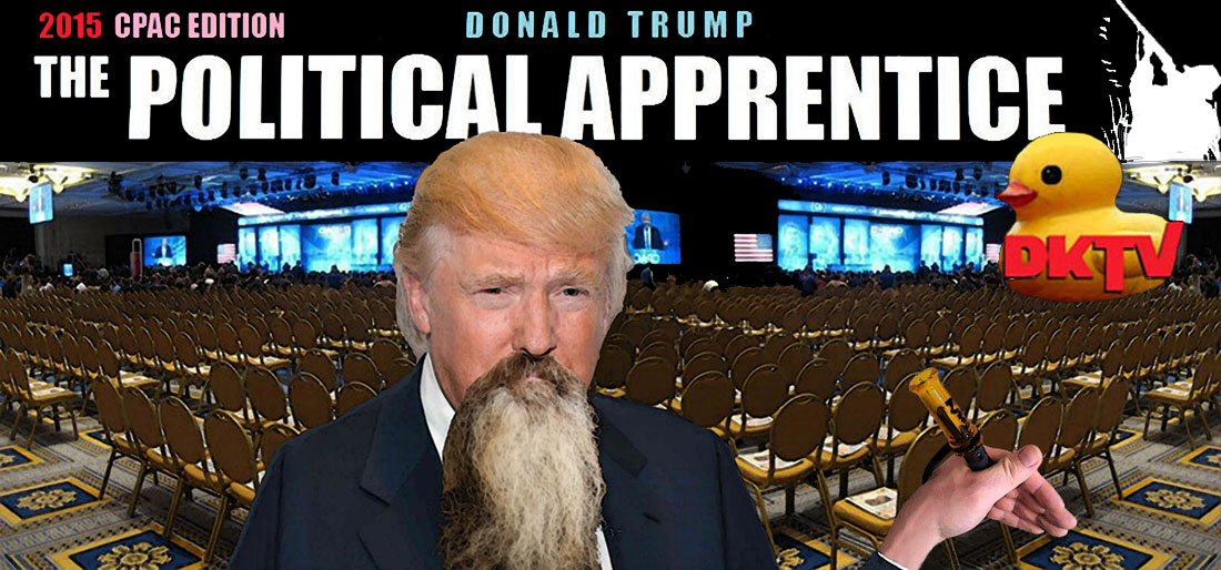 THE POLITICAL APPRENTICE