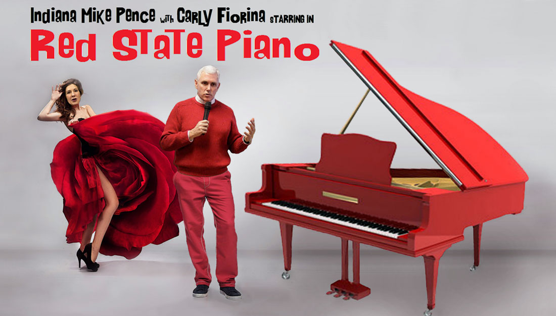 RED STATE PIANO