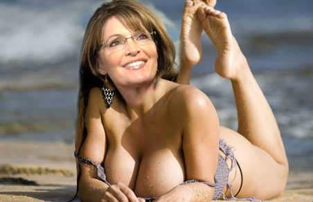 Studies say men see Sarah Palin differently than women.