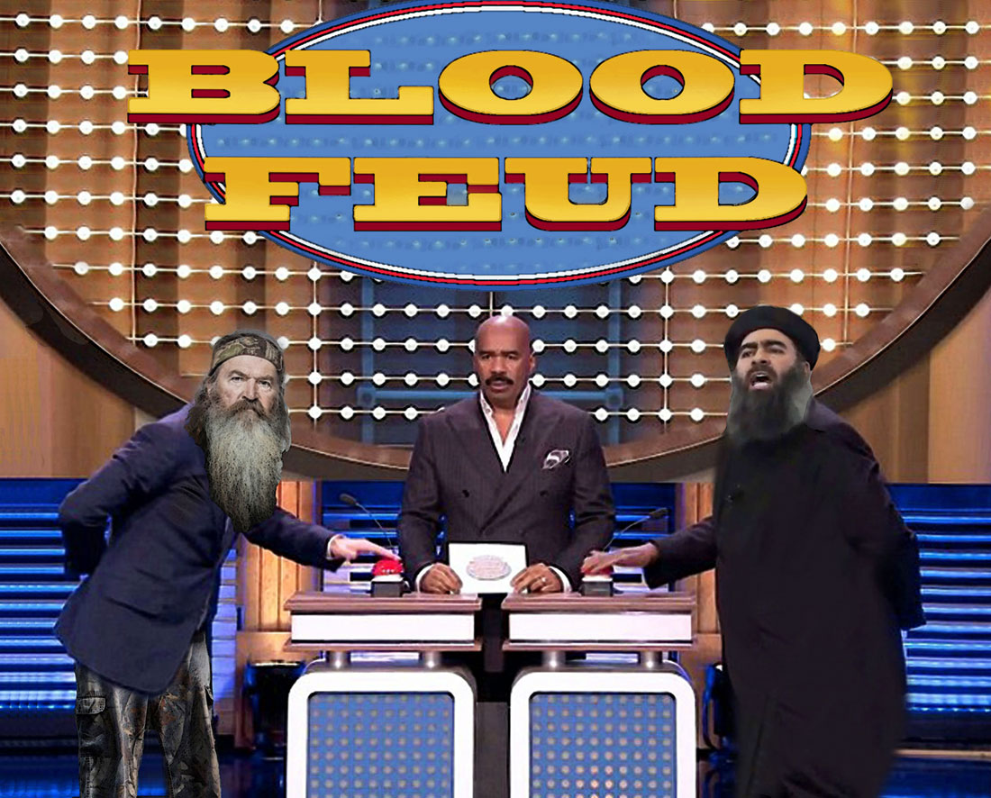 BLOOD FEUD - SPECIAL EDITION
