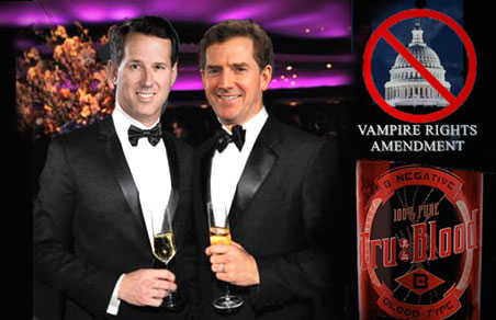 Demint-Santorum unite to oppose vampire rights.