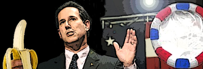 Santorum ready to toss hat into ring.