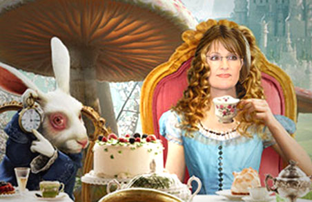 Sarah Palin will present her new Disney makeover image at Disney World.