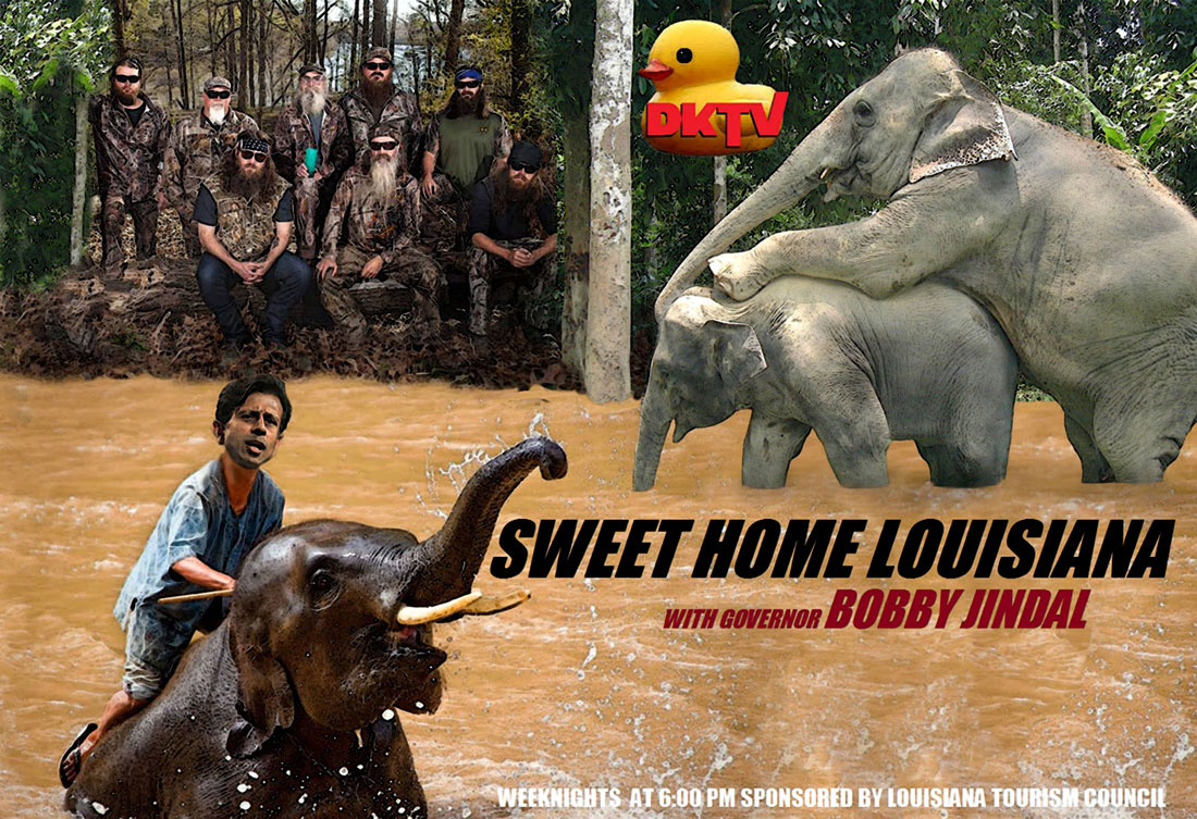 SWEET HOME LOUISIANA WITH BOBBY JINDAL