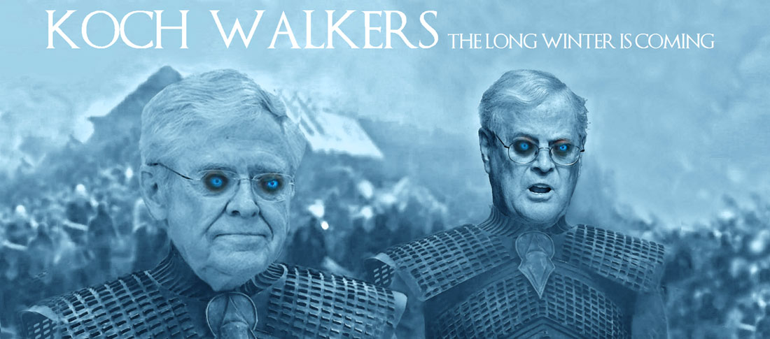 KOCH WALKERS - THE LONG WINTER IS COMING