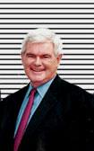 Newt Gingrich 6-0