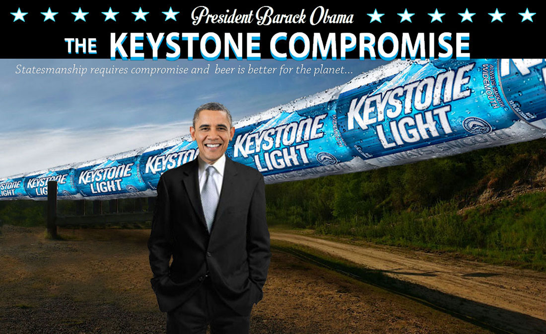 THE KEYSTONE COMPROMISE