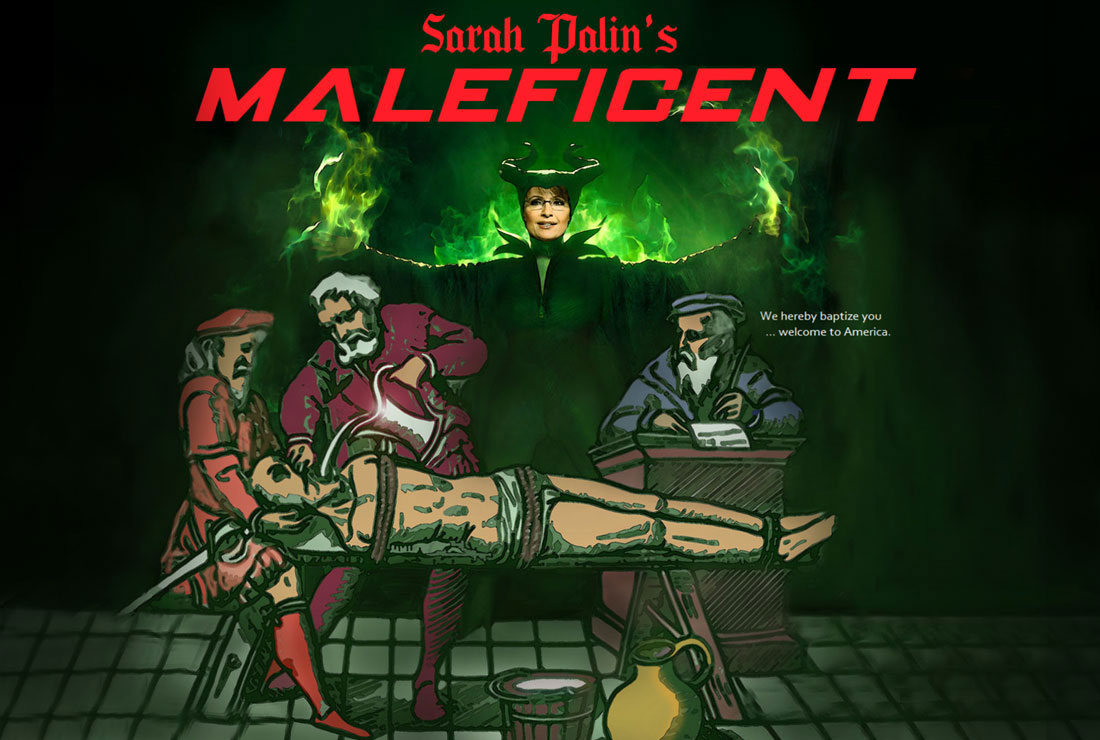 SARAH PALIN'S MALEFICENT