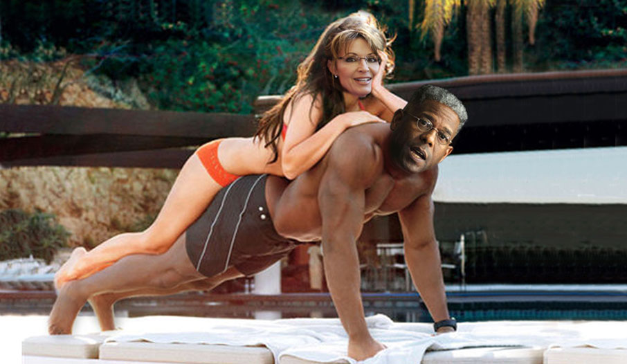 Sarah Palin and Allen West doing it!