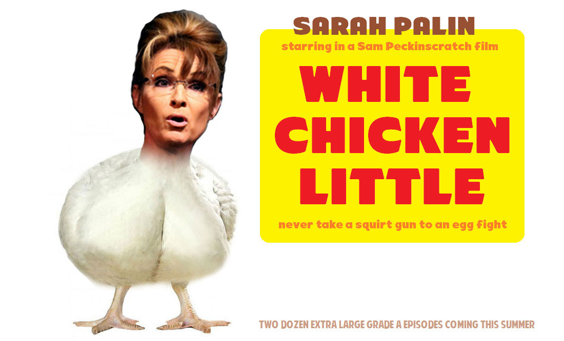 WHITE CHICKEN LITTLE
