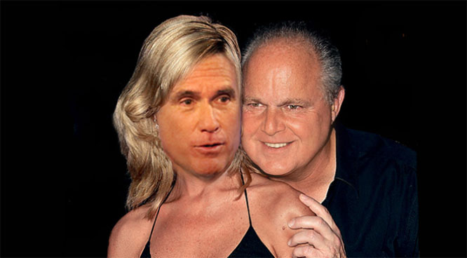 Romney accepts rush apology!