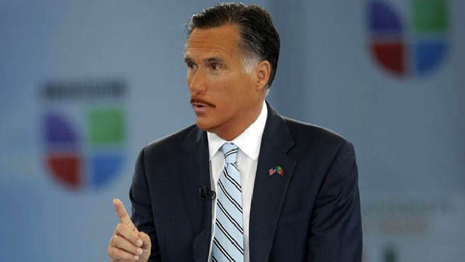 Senor Romney goes on Univision.