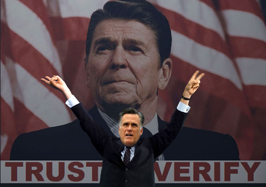 Romney says trust me, I haven't been a tax cheat for at least 10 years.