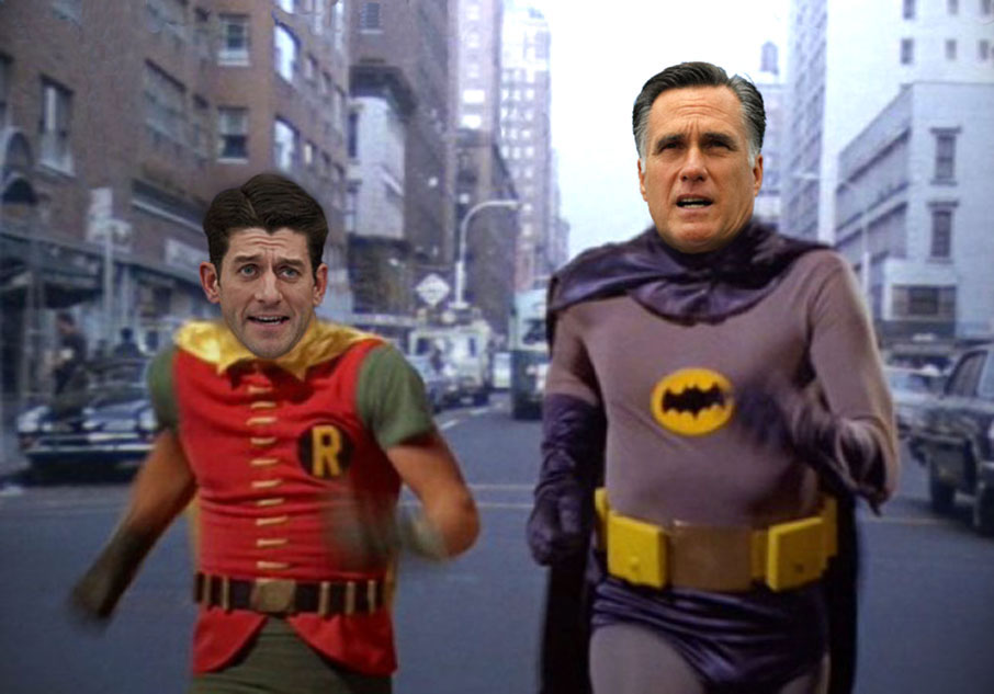 Romney       chooses Paul Ryan for running mate.