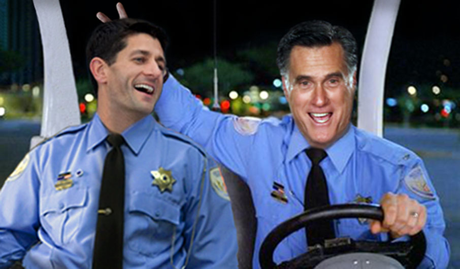 Romney Ryan Mall Security Plan.
