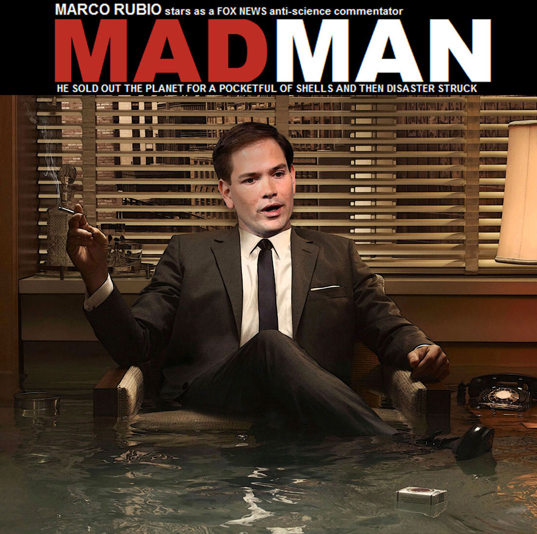 MARCO RUBIO in MADMAN
