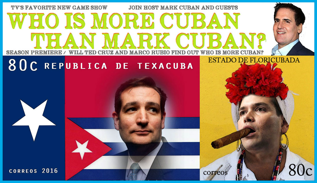 WHO IS MORE CUBAN THAN MARK CUBAN?