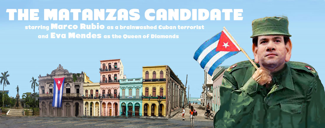 THE MATANZAS CANDIDATE