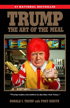 TRUMP -ART OF THE MEAL