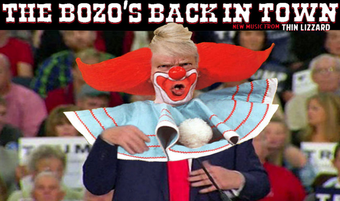 THE BOZO'S BACK IN TOWN