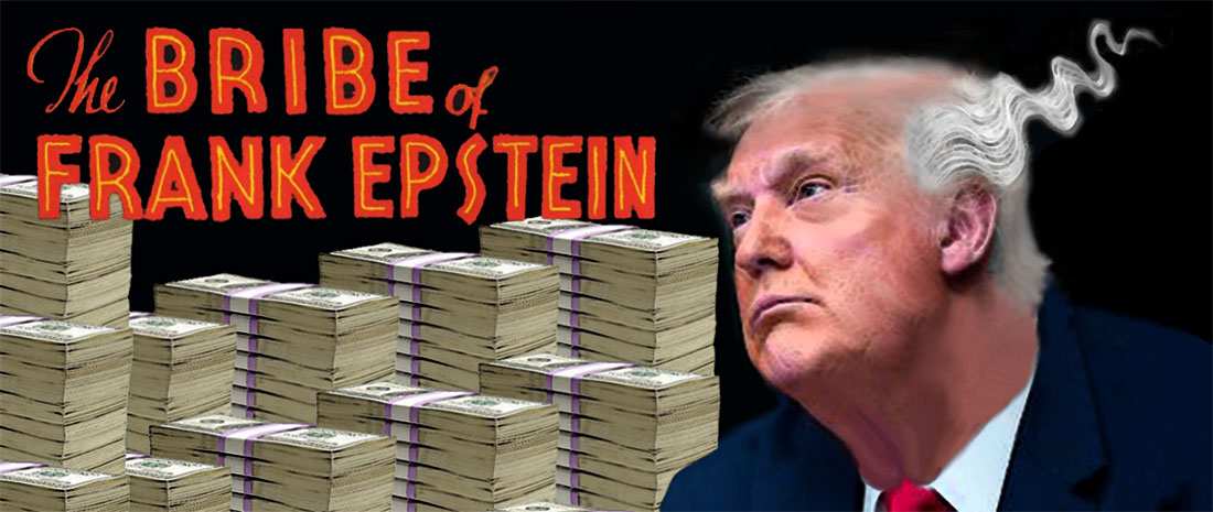 THE BRIBE OF FRANK EPSTEIN