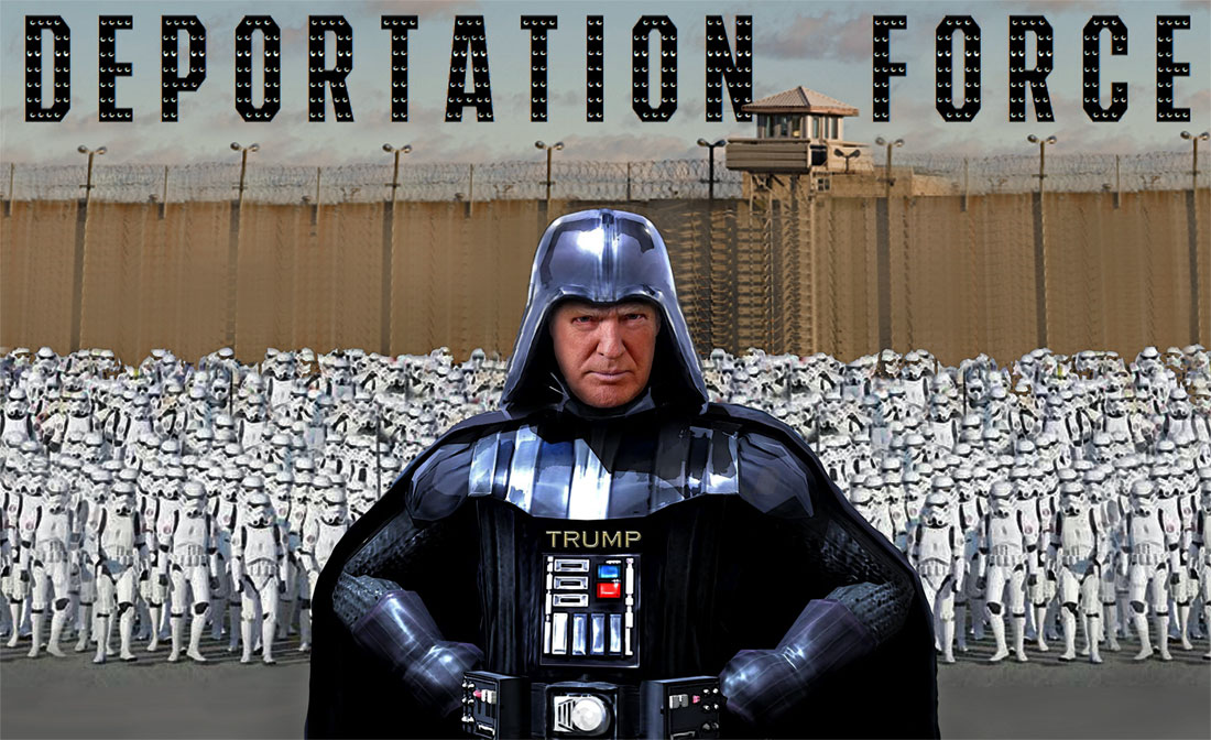 DEPORTATION FORCE