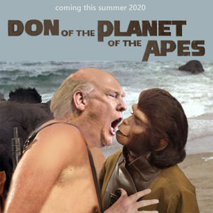 DON OF THE PLANET OF THE APES