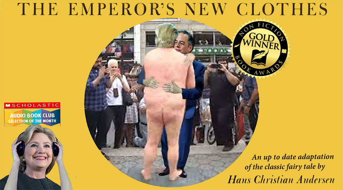 THE EMPEROR'S NEW CLOTHES - AUDIO BOOK