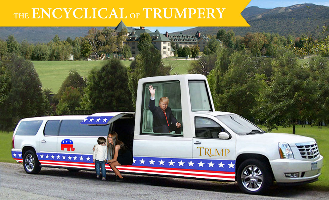 THE ENCYCLICAL OF TRUMPERY