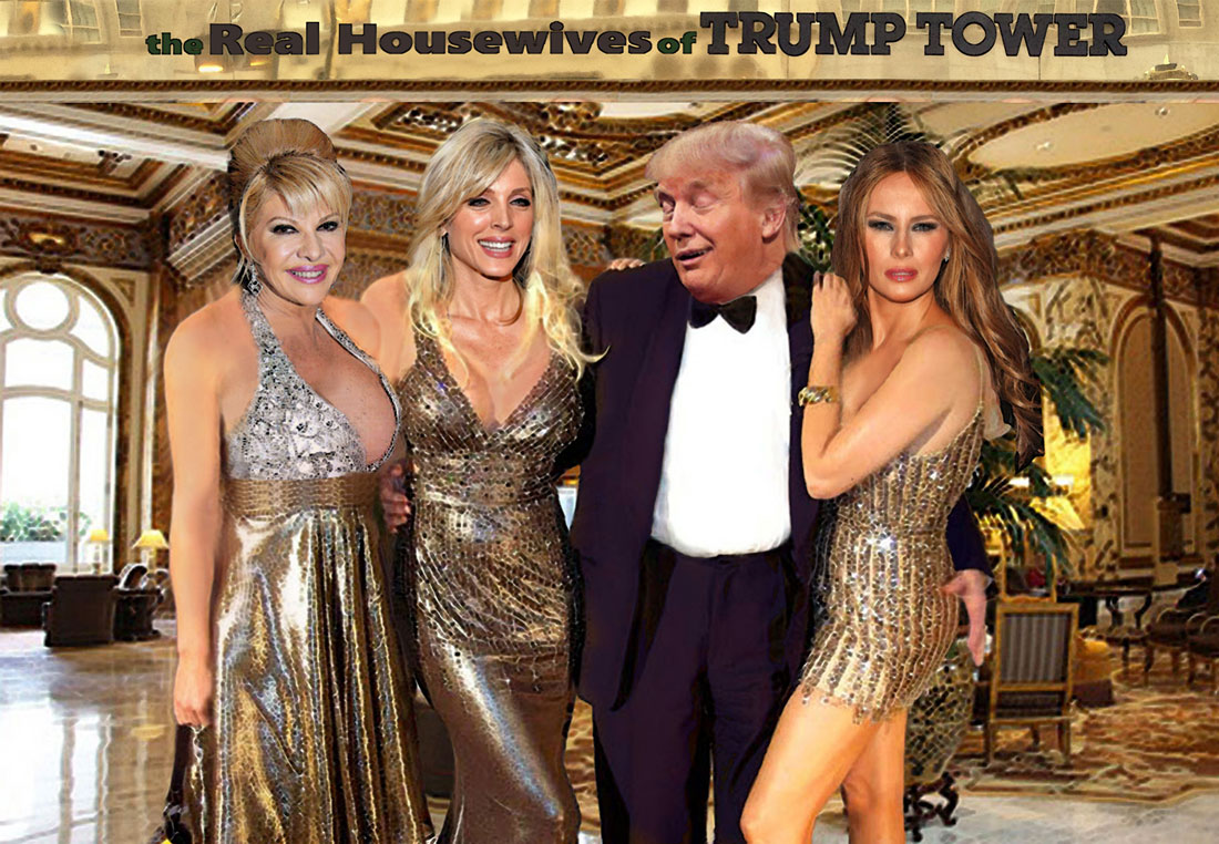 REAL HOUSEWIVES OF TRUMP TOWER