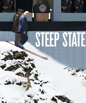 STEEP STATE