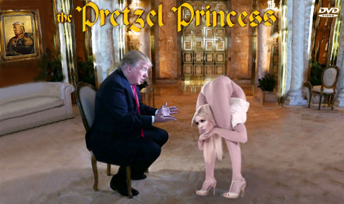 THE PRETZEL PRINCESS