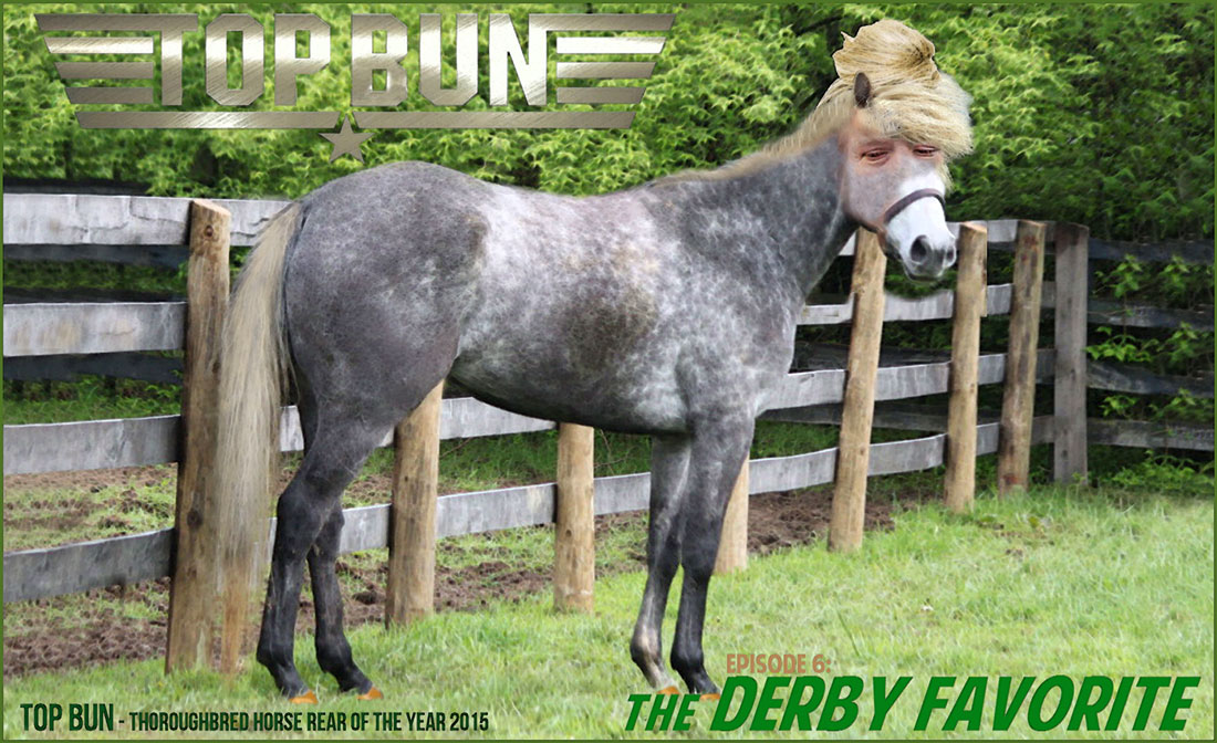 TOP BUN EPISODE 6 - THE DERBY FAVORITE