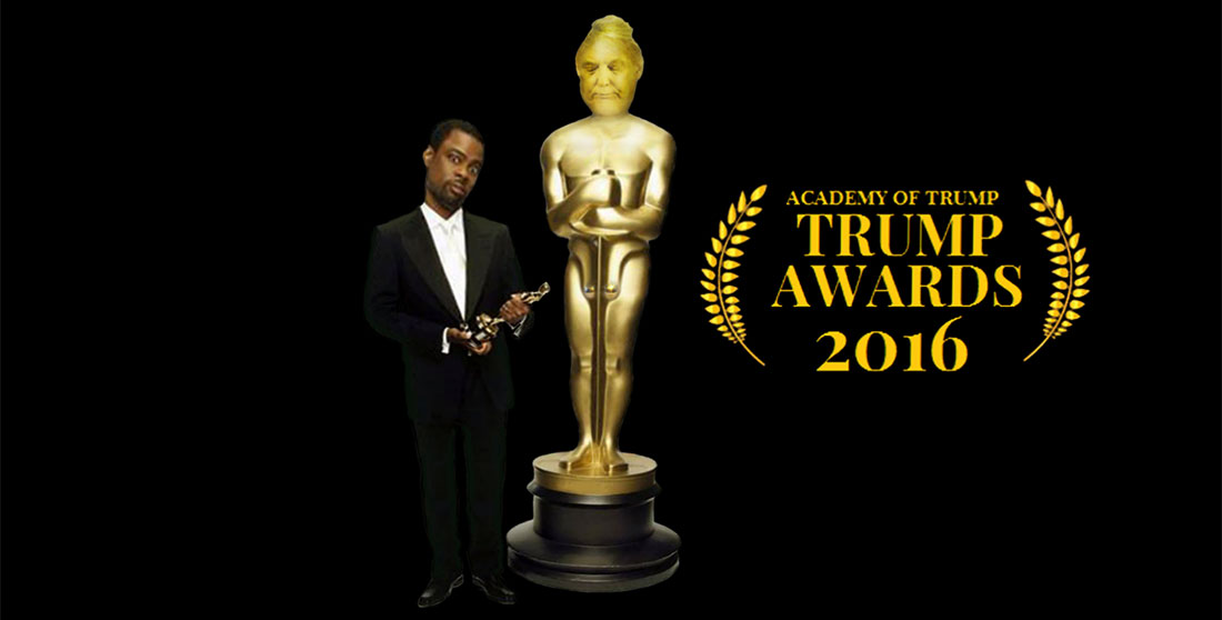 ACADEMY OF TRUMP TRUMP AWARDS 2016