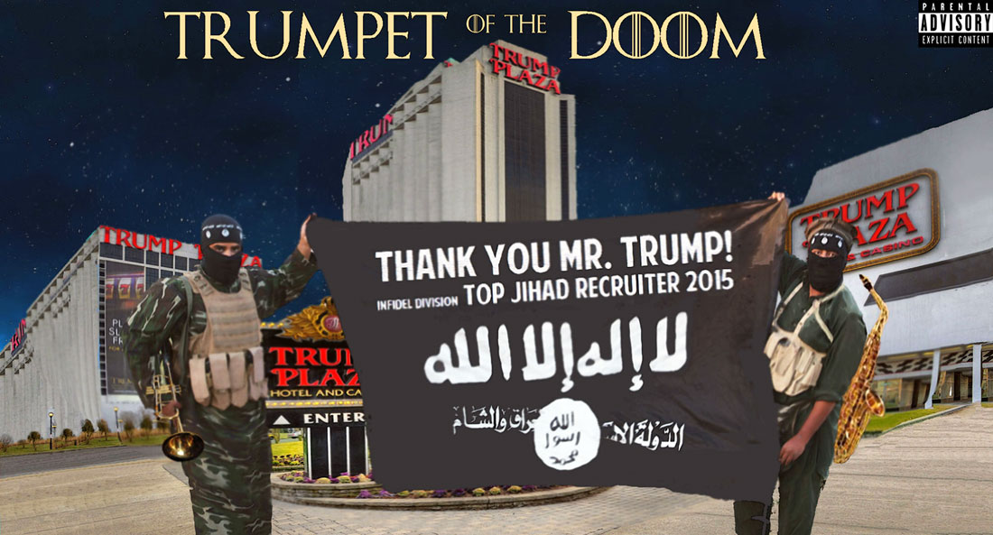 TRUMPET OF THE DOOM