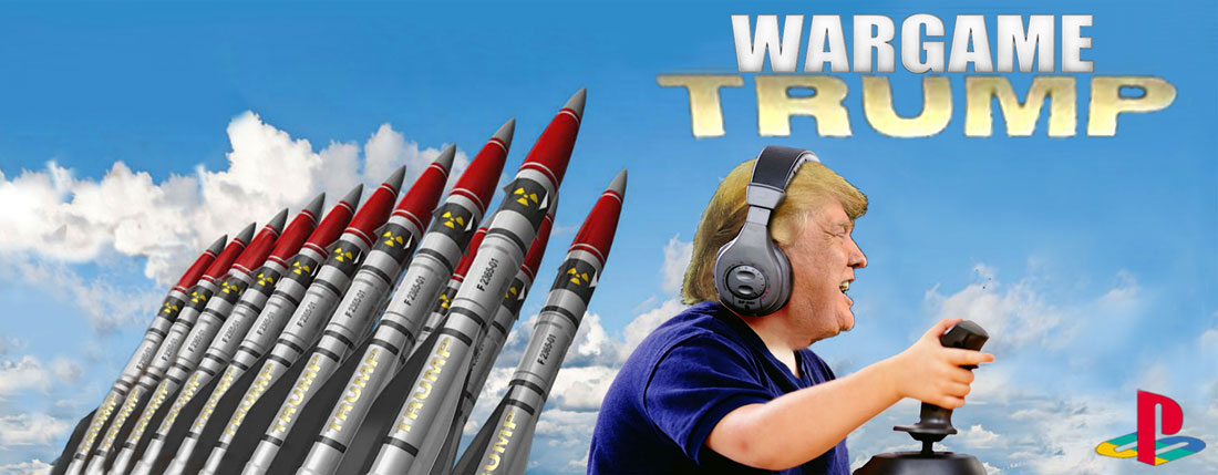 WAR GAME TRUMP