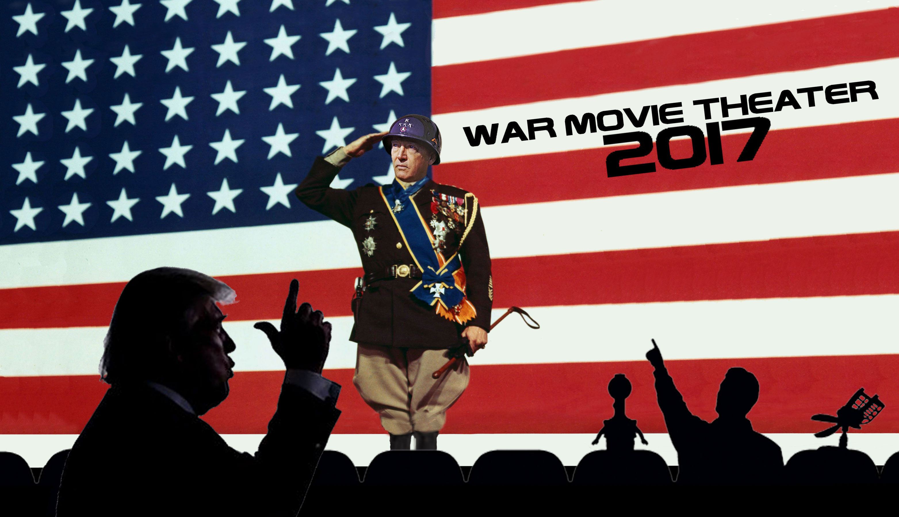 WAR MOVIE THEATER 2017